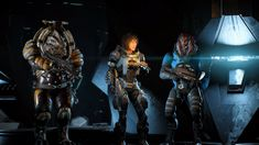 Mass Effect: Andromeda: Join Pathfinder Ryder as they fight a new alien threat known as the Kett in order to find a home for the Initiative.