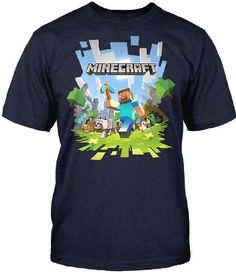 Camiseta Minecraft Tabla Periodica talla M #camiseta #realidadaumentada #ideas #regalo