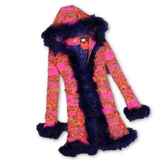 What a fun coat! Get 35% off anything at Military Hippie!  #shopping