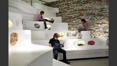 Children's Book Museum in the Hague designed by Platvorm