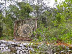 A Year in a French Forest sculptures by Spencer Byles