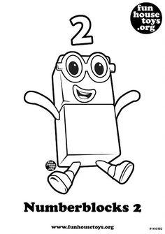 Numberblocks : un dessin animé pour apprendre à compter en ...