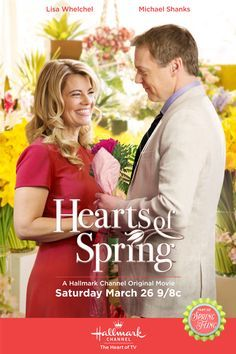 """Its a Wonderful Movie - Your Guide to Family Movies on TV: """"Spring Fling"""" Premieres with Lisa Whelchel and Michael Shanks in """"Hearts of Spring"""""""