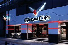 GUNDAM CAFE official site