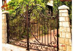 Iedera Salbatica Lux - Porti si Garduri din Fier Forjat ARCO TRUST Trust, Arch, Outdoor Structures, Garden, Design, Home Decor, Templates, Longbow, Decoration Home