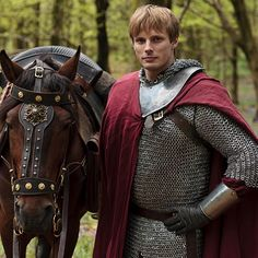 Prince Arthur from Merlin