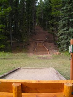 Hole 15 or 16 at Beaver Ranch in Conifer Colorado, best course played to date!