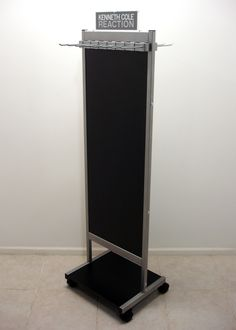Kenneth Cole Reaction Belt Display   POP Display   Belt Display   Custom Display   Wood   Made by www.sharndisplays.com