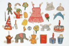 papierpuppen ddr   DDR-Anziehpuppen   Paper Dolls   Pinterest