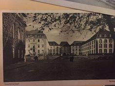 #Der #alte #Schlossplatz. #Ich #hoffe #es #wird #nicht langweilig #we... #Der #alte #Schlossplatz. #Ich #hoffe #es #wird #nicht langweilig #wenn #ich #Euch #noch #ein #paar Postkarten einstelle.  #Saarbruecken / #Saarland   #Der #alte #Schlossplatz. #Ich #hoffe #es #wird #nicht langweilig #we... http://saar.city/?p=42901