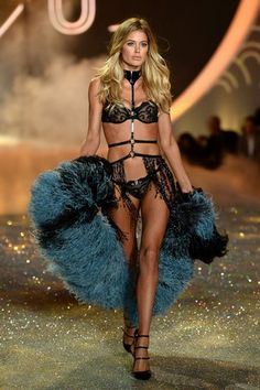 Peso e alturas das angels: as medidas das super modelos da Victoria's Secret!