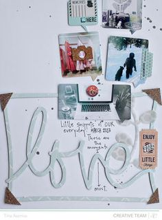 Love most *main kit only* by lifelovepaper