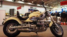 BMW R 1200 C Cruiser Motorcycle (Tomorrow Never Dies) James Bond edition...