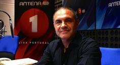 José Candeias  Antena 1