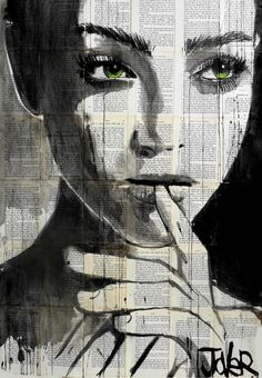 View LOUI JOVER's Artwork on Saatchi Art. Find art for sale at great prices from artists including Paintings, Photography, Sculpture, and Prints by Top Emerging Artists like LOUI JOVER. Art Journaling, Journal D'art, Newspaper Art, Art And Illustration, Fine Art, Oeuvre D'art, Urban Art, Painting & Drawing, Drawing Artist