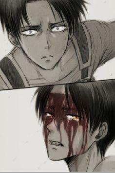 Levi x Eren