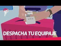"""La aerolínea ATAM Airlines Perú presentó el servicio """"Self Bag Drop"""" (Despacho Automático de Equipaje) en el Aeropuerto Internacional Jorge Chávez de Lima. Con"""
