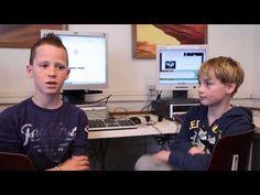 Kinderen over leren met VAL junior