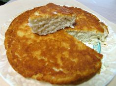 HOE CAKES   ................. Old Southern Recipe.