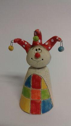 Veselý šášula / Zboží prodejce Akoča a Ufola – Ceramic Clay Projects For Kids, Projects To Try, Ceramic Pottery, Ceramic Art, Salt Dough Ornaments, Cement Crafts, Porcelain Clay, Pottery Designs, Air Dry Clay