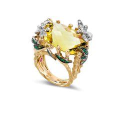 Garden Ring Roberto Coin
