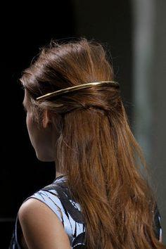balenciaga Hair accessory / 2013S/S