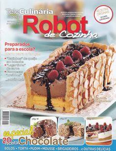 TeleCulinária Robot de Cozinha Nº 68 - Setembro 2013