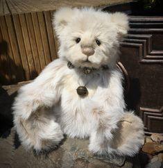 Teddy Edwards, Cute Fantasy Creatures, Charlie Bears, Teddy Bears, Stuffed Animals, Bunnies, Toys, Friends, Sweet