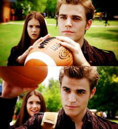 The Vampire Diaries Stefan Salvatore bitchess!