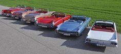 1956, 1957, 1958, 1959, 1960 and 1961 Cadillac Eldorado Biarritz