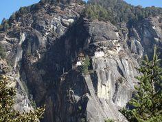 Taktshang Goemba, Monasterio del Nido del Tigre