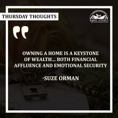 Here are some good words from Suze Orman to cheer you up for the rest of the week. Suze Orman, Cheer You Up, Real Estate Services, Talking To You, Luxury Real Estate, How To Stay Healthy, Cool Words, Property For Sale, Luxury Homes