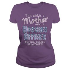 Awesome Tee For Housing Officer T-Shirts, Hoodies. Check Price Now ==► https://www.sunfrog.com/LifeStyle/Awesome-Tee-For-Housing-Officer-102781377-Purple-Ladies.html?id=41382