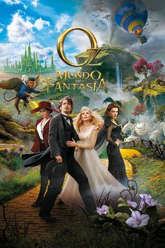 Oz: The Great and Powerful Full Movie Online 2013