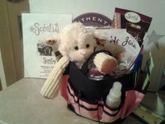 Too busy to host a Scentsy Party from home? Share this Basket Party with your friends and co-workers and get Scentsy FREE!