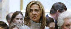 L'infante Cristina d'Espagne sur le banc des accusés
