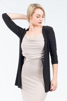 Upscale your looks with the help of this Lapel Sleeve jacket The jacket is cut to a slouchy fit that gives it a more relaxed feeling, Pair yours with. Formal Dresses, Sleeves, Jackets, Fashion, Dresses For Formal, Down Jackets, Moda, Fashion Styles, Jacket