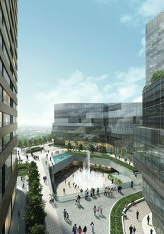 Gallery of Raffles City Ningbo / SPARCH - 8