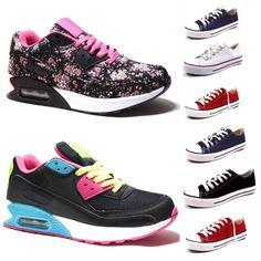 Sneakers bei Ikegimo in verschiedne Farbe und Größe. So bunt, so lebendig - und so trendy. #ootd #asos #zalando #sneakers #deichmann #Ikegimo