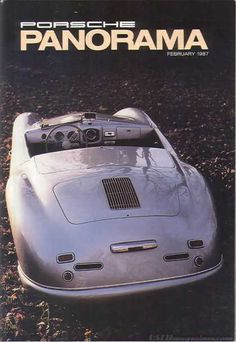 Porsche Panorama - February 1987