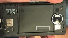 nice El Microsoft Lumia 950XL vendrá con una batería extraíble