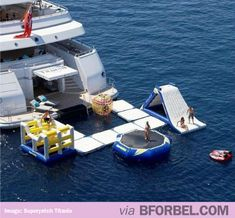 BUCKET LISTED For Sure! Party in the middle of the sea!