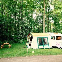 Weer fijn Constructam-time! #constructam #caravanity #retro #camping #zeeland #veere