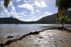 Notre voyage de noces en Polynésie – Huahine – L'île sauvage