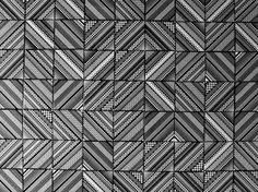 Grafismos e geometria de Matt W. Moore - Choco la Design