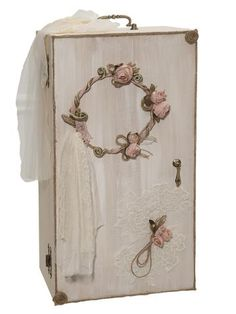 Baptism – Page 4 Cat Dresses, Brass Fittings, Vintage Flowers, Christening, Painted Furniture, Colours, Box, Interior, Handmade