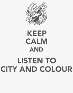 city and colour- a good way to keep calm