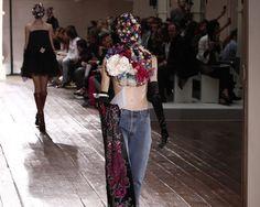 París Haute Couture FW 2013-2014: #Desfile de Maison Martin Margiela