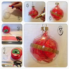 Easy As DIY: DIY Harry Potter Ornament Series Part 2: Neville's Remembrall & Scuttling Spiders Scene