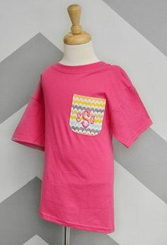 Pick-a-Pocket T-Shirt - Wiregrass Designs - $30.00